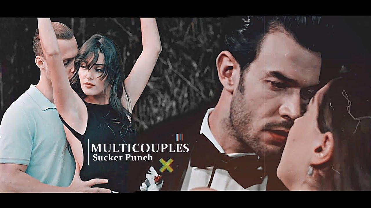 MULTICOUPLES || • Sucker Punch •