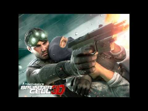 Tom Clancy's Splinter Cell 3D OST - Conviction Menu Theme Soundtrack