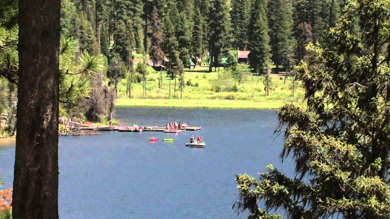 Picnic Point Campground on the Boise National Forest in Idaho