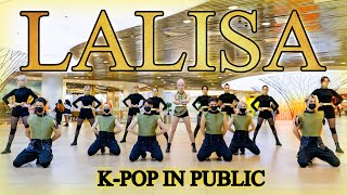 K Pop In Public One Take Lisa 리사 Lalisa Dance Cover By Luminance MP3