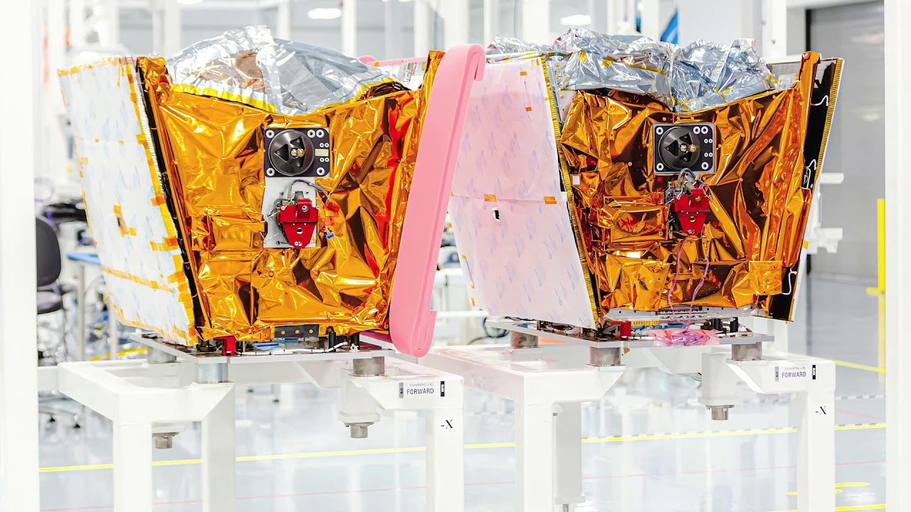 Better Satellite World video shows the future of high-volume satellite production