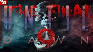 #Live Until Dawn THE FINAL - HORROR Scare Cam funny live stream part 9 // With That Gamer Alex