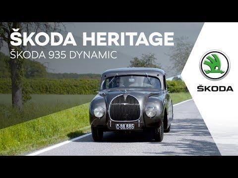 ŠKODA HERITAGE: ŠKODA 935 Dynamic