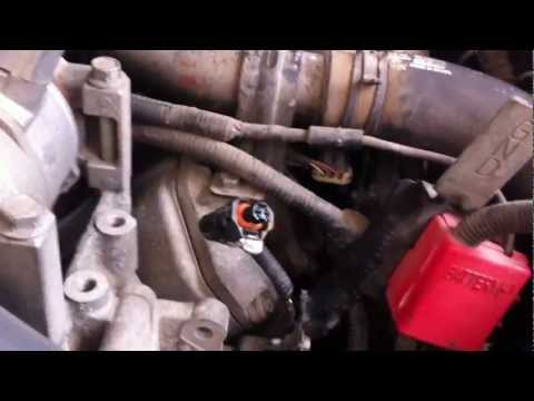 How To Fix Duramax Code P0202 P2149 Instructions In