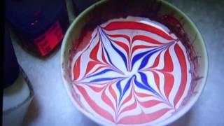 как сделать водный маникюр
