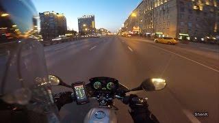Yamaha YBR 125. Покупка - первый день. 2015.04.11
