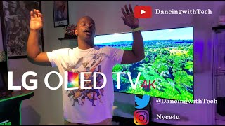 How I got an LG OLED 4K 3D TV for cheap with really cool specs