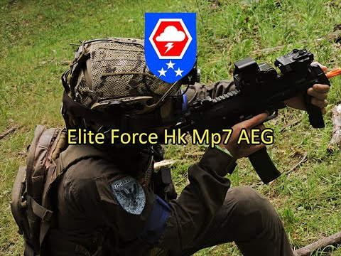 Zulu24: VFC Mp7 AEG Gameplay and Initial Thought/Review.