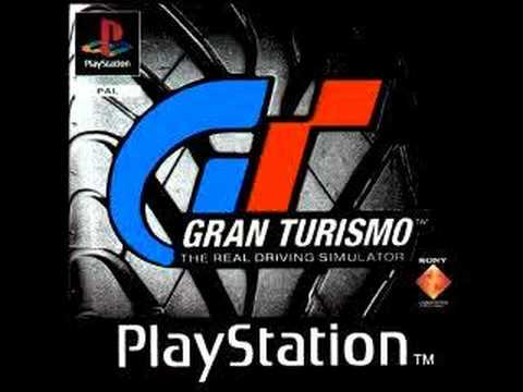 GT1 Soundtrack: Ash - Lose Control