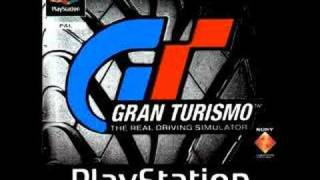 GT1 Soundtrack: Ash - Lose Control