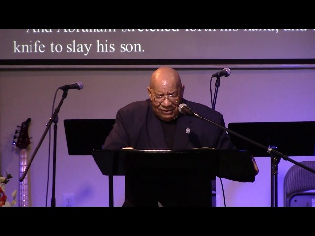 (9-10-17) Our Father - Matthew 6:9-10 - Guest Pastor, Rev. Carlos Caldwell