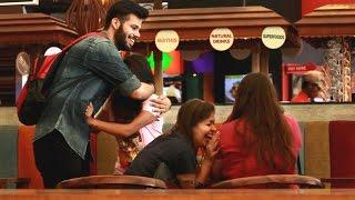 Awkwardly Hugging Girls And Guys | Prank In India |