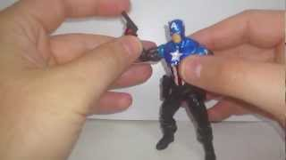 First Avenger figure review - Heroic age Captain America