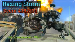 Time Crisis Razing Storm(PS3 ver) 4.38mil record