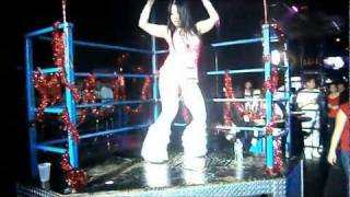 Jmuag Production (Love in Paradise) (Feb 9th 2012) - Joy Yang & Nagee Yang gogo dancing