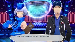 Persona 3: Dancing In Moonlight All Elizabeth Social Ranks