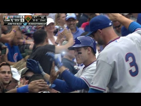 Rizzo goes back-to-back with Coghlan in 5th