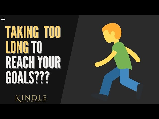 How To Reach Your Goals - A LOT Faster