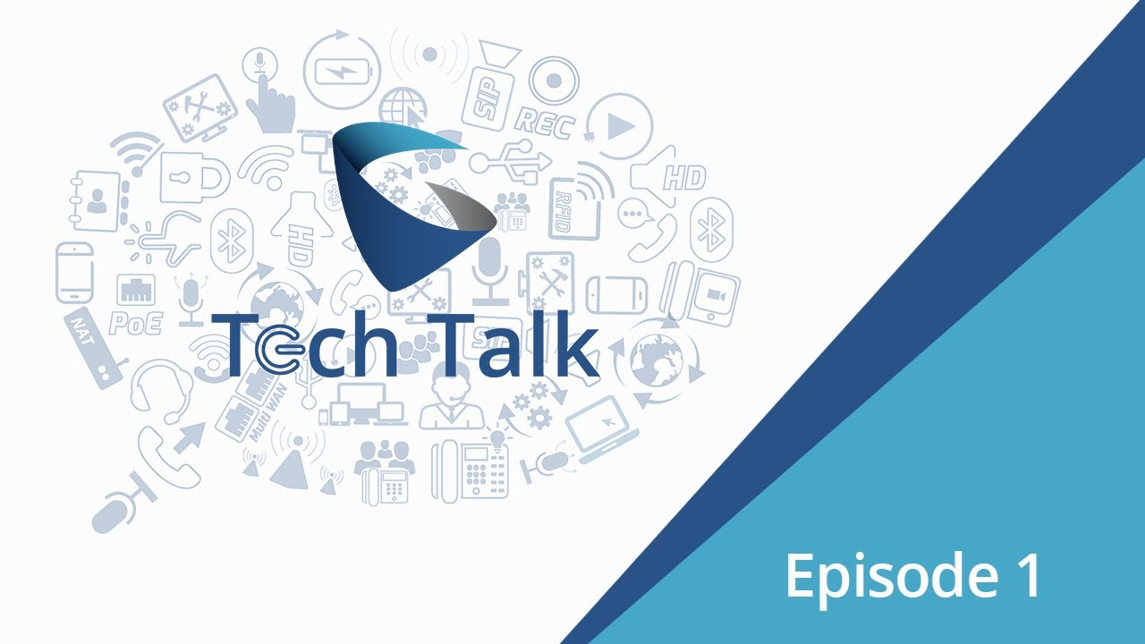 Grandstream Tech Talk #1: GWN7000, remote extension setup, multi-site UCM  deployments