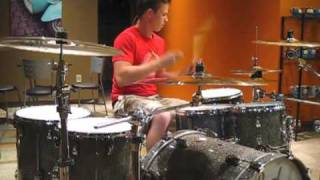 Breath - Drum Cover - (Chase)