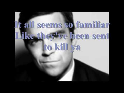 Robbie Williams Morning Sun Karaoke with Lyrics