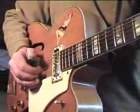 How To Play Mystery Train Rockabilly Guitar Scotty Moore