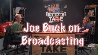 Joe Buck's Lessons On Broadcasting
