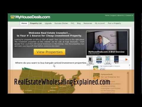 myhousedeals com scams