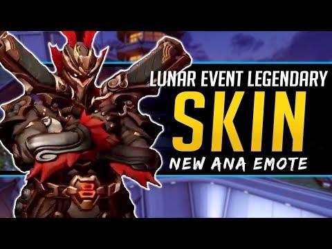 Overwatch NEW Legendary Skin Reaper - Lunar New Year Event thumbnail