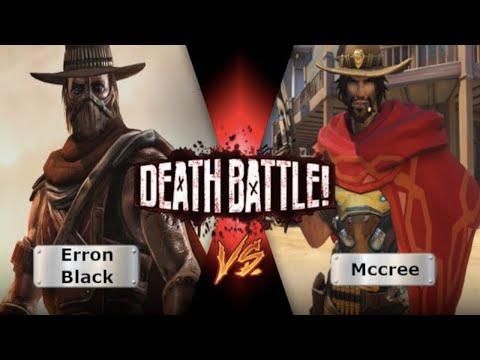 Erron Black VS Mccree (Official Trailer)