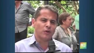 Carlos Ferro renunció a su cargo