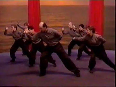 Tai Chi   Chi Kung   Healing Workout