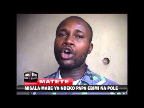 POPULATION BA KANGI FAUT INSPECTER YA SEP CONGO
