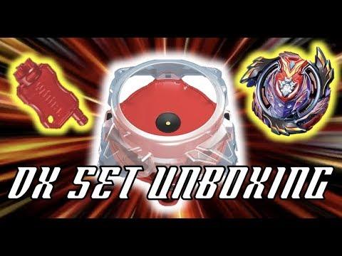 B-96 Infinite Stadium DX Set Unboxing! | Beyblade Burst Unboxing