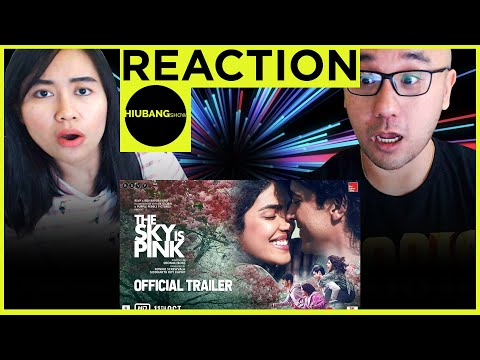 Indonesians React To The Sky is Pink Official Trailer | Priyanka Chopra