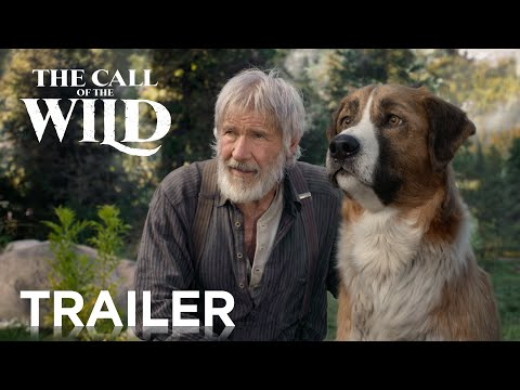 The Call of the Wild | Officiell Trailer | 20th Century Studios