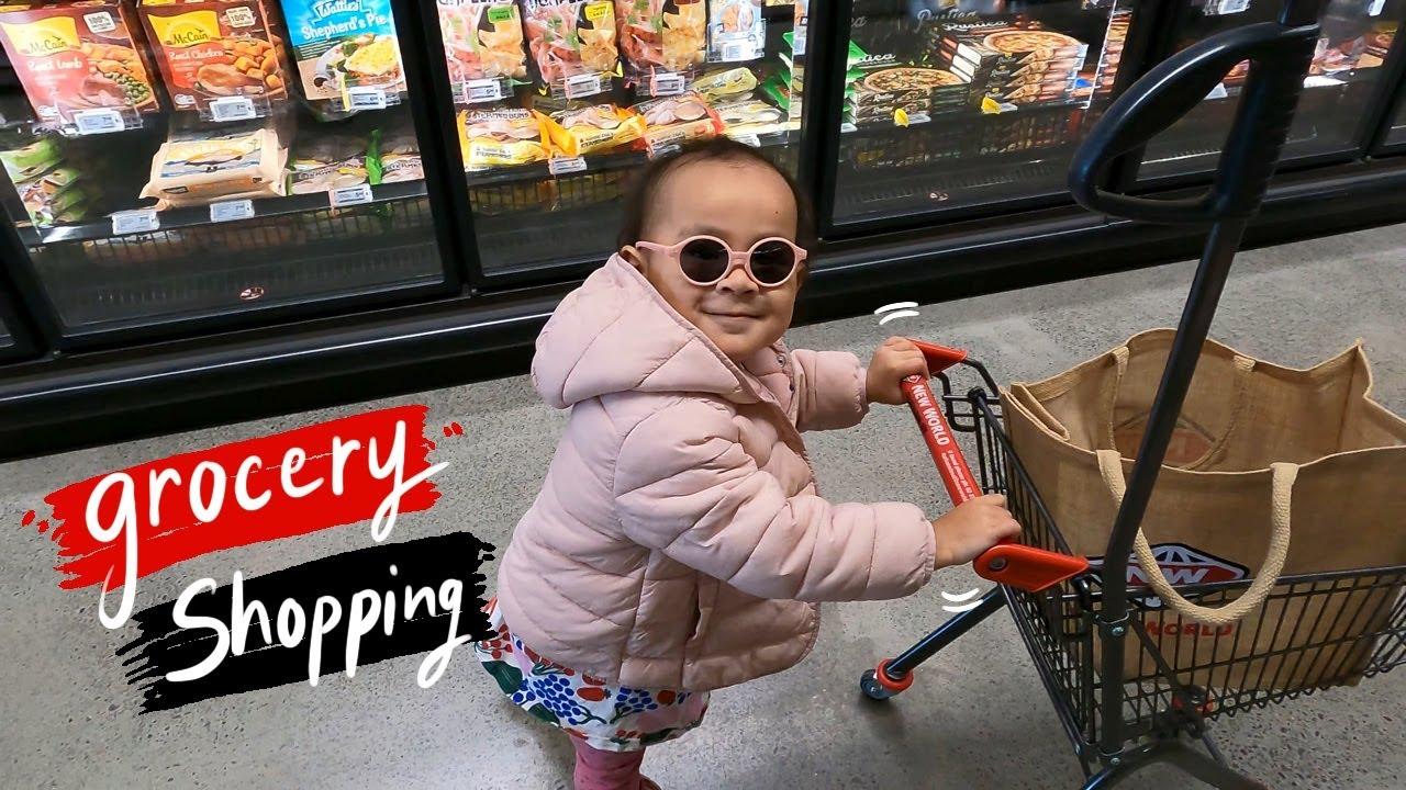 Grocery Shopping - ไปซื้อของที่ซุปเปอร์มาเก็ตกัน!