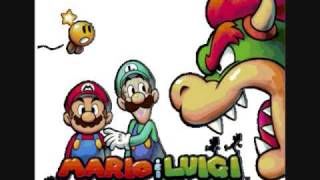 Mario and Luigi 3 Title Screen Remix Ring Tone Version