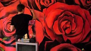Художественная роспись стен (wall-style)(Художественная роспись стен в интерьере