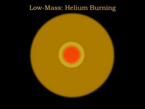 Module 10 / Lecture 1 : Evolution of a Low Mass Star