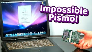 Pushing a PowerBook G3 Pismo to the Limit... Can It Run SNOW LEOPARD?!