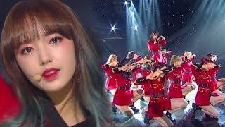 《ADORABLE》 WJSN(우주소녀) - Dreams Come True(꿈꾸는 마음으로) @인기가요 Inkigayo 20180318