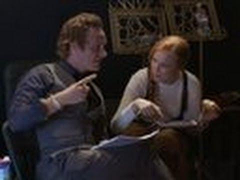 Nathan Fillion and Molly Quinn Talk!  Castle