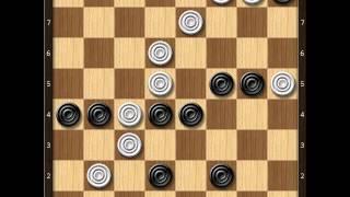Уголки (9 шашек)
