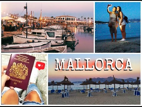 WE'VE ARRIVED IN MALLORCA: Holiday Vlog