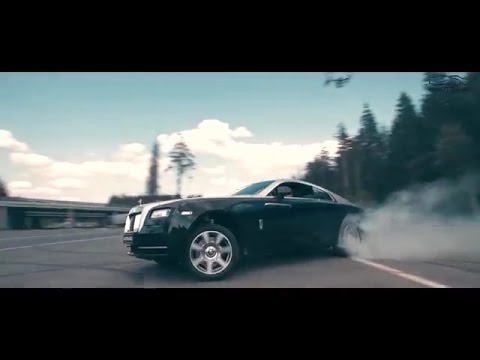 Test Drive by Davidich. Rolls-Royce Wraith (Race in Traffic