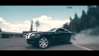 Test Drive by Davidich. Rolls-Royce Wraith (Race in Traffic + Burnout)