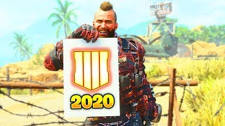 Black Ops 4 in Year 2020!