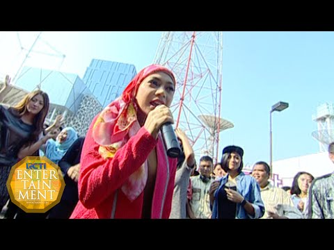 Indah Nevertari - Come and Love Me [Dahsyat] [03 09 2015]