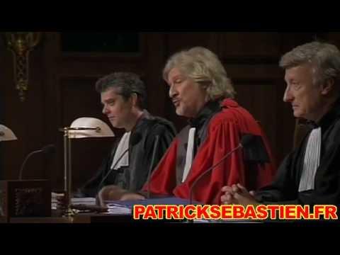 INTIME CONVICTION - AFFAIRE FRANCIS PERRIN - Patrick Sébastien